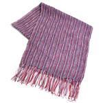 手織ショール 27433